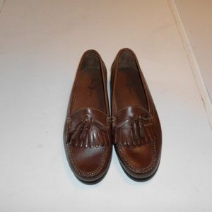 Duck Head all leather 11 M Brown men's